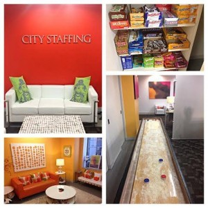 City Staffing Office